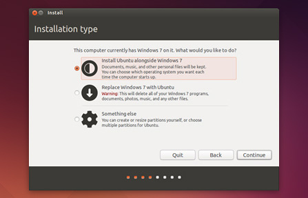 dual-boot-installation-type