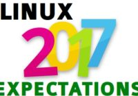 LINUX EXPECTATIONS 2017